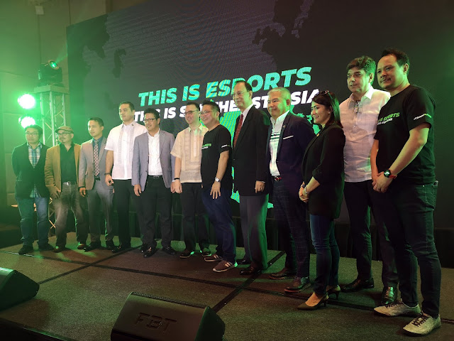 Razer is the official esports partner of SEA Games 2019 (Press Release)