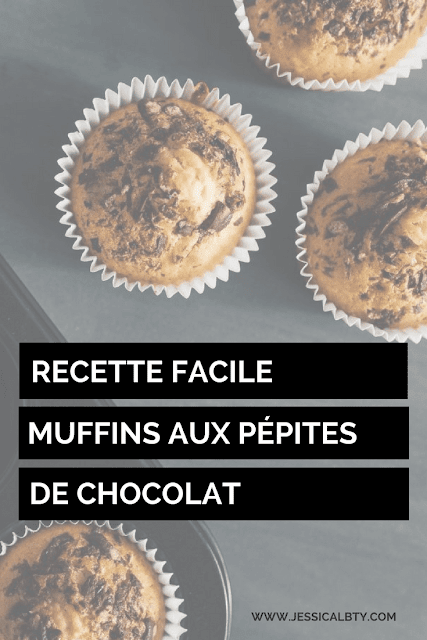 RECETTE FACILE MUFFINS AUX PEPITES DE CHOCOLAT ALT CHOCOLAT RECETTE GÄTEAUX FACILE