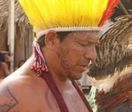 Cacique Ubiraci (Bira) Brasil Nixiwaka Yawanawá-1