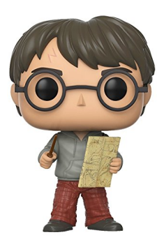 Harry Potter Marauders Map Funko Pop