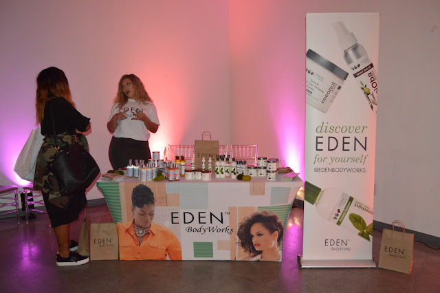 EDEN Body Works at Naturally Pretty The Art of Curl