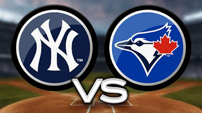 MLB : Blue Jays, Yankees Face Off in the Bronx