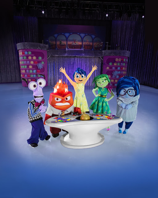 Disney on Ice presents Follow Your Heart | Inside Out