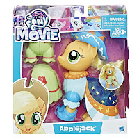 My Little Pony the Movie Applejack Fashion Style Brushable
