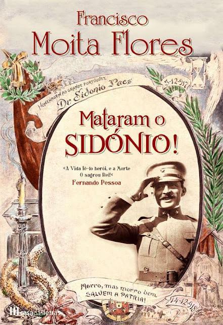 Mataram o Sidónio - FRANCISCO MOITA FLORES