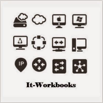 IT Workbooks Center Share Labs and Books.