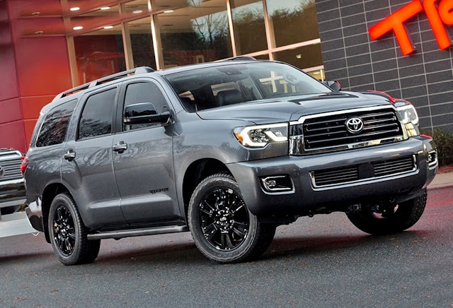 New 2018 Sequoia TRD Sport Release Date And Price