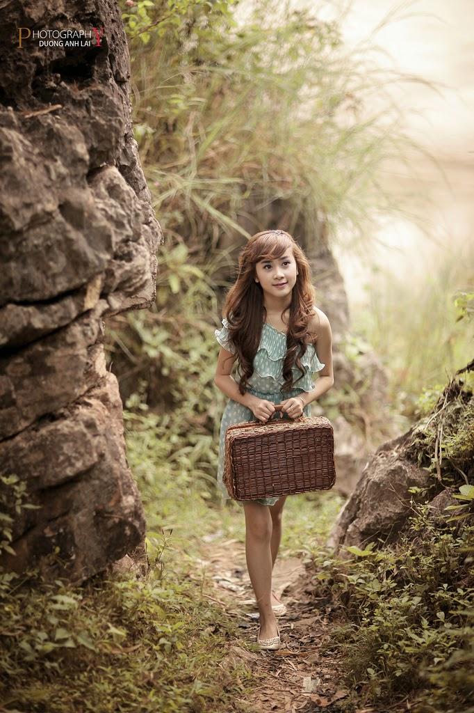 Ảnh đẹp girl xinh Việt Nam chất lượng HD - Ảnh 17