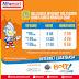 ALFAMART Promo Beli Pulsa BOLT BONUS Kuota hingga 8GB