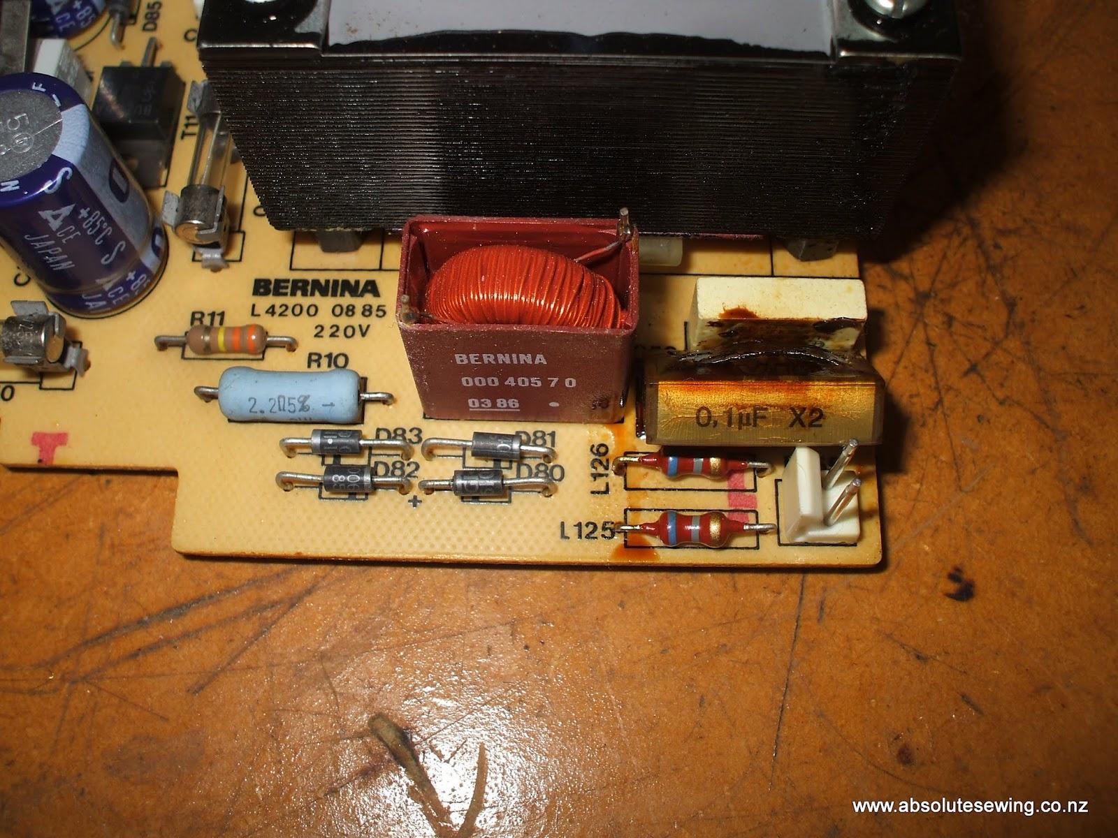 Bernina Sewing Wiring Diagram Not Lossing Sew Diagrams Images Gallery