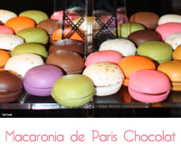 macaronia de paris chooclat