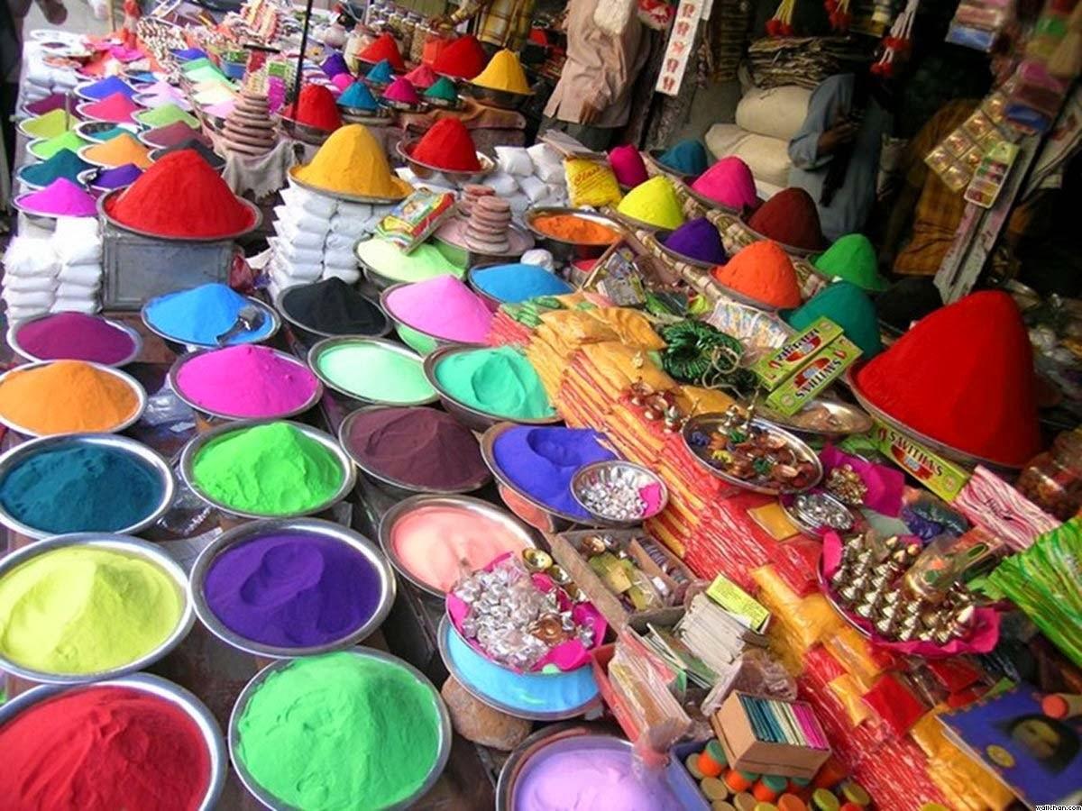 holi-hai-coloring-festival wallpaper