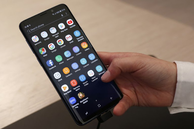 Galaxy S9 touchscreen issues now being looked into by Samsung