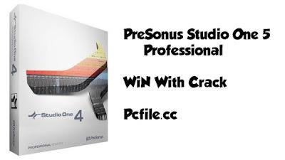 PreSonus Studio One 5 Professional 5.0.1 WiN With Full Crack