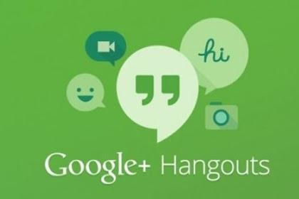 Google Hangouts akan dihentikan pada tahun 2020