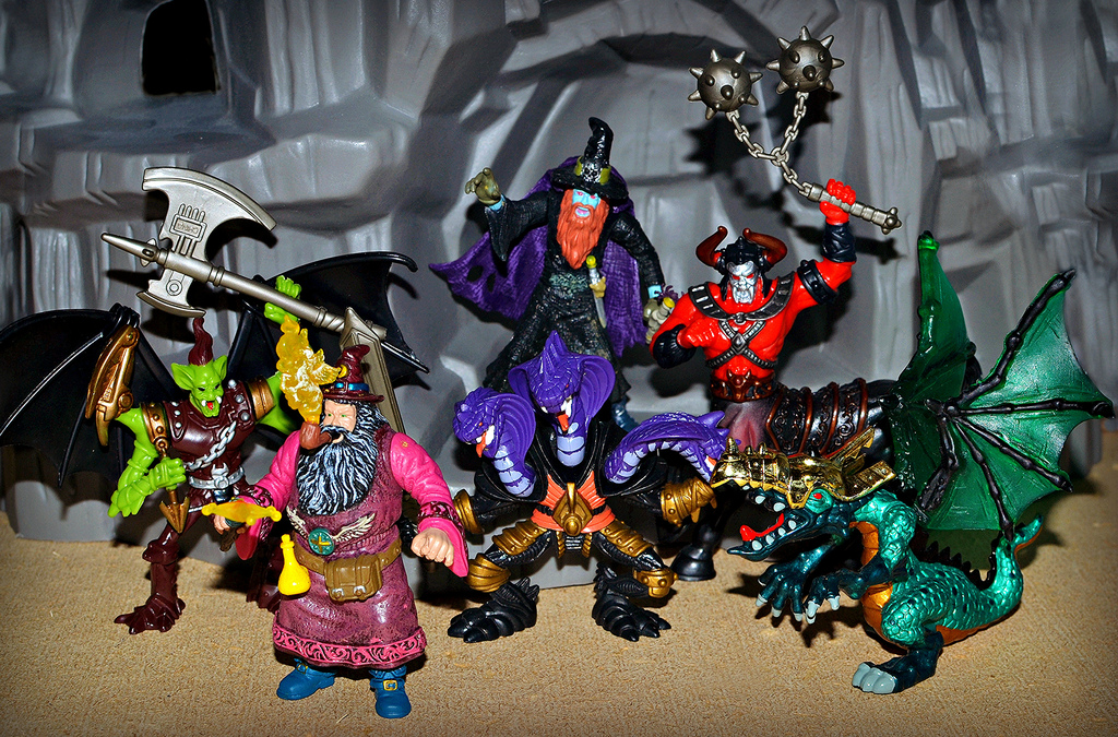 Wizards Toys 14