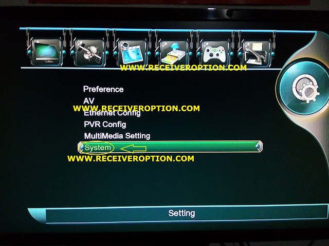 HOW TO ENTER BISS KEY IN STARTREK SR-9990 HD RECEIVER