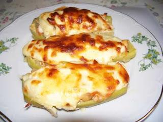 Zucchini with Bechamel Sauce (Besamel Soslu Kabak)