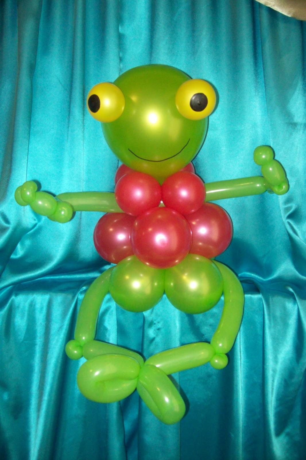 Decoracion con globos para fiestas infantiles decoracion - Adornos de globos ...