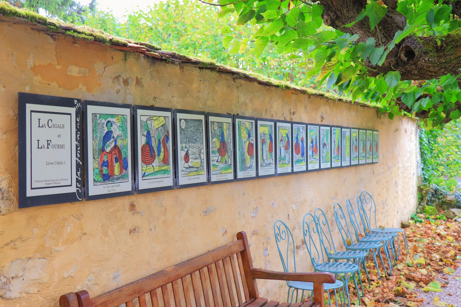 les gommettes de melo chateau thierry festival champagne et vous vigne route vin picardie aisne tourisme activites famille city guide vacances caves pannier musee jean de la fontaine