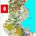 الخرائط الجيولوجية التونسية بمقاييس مختلفة