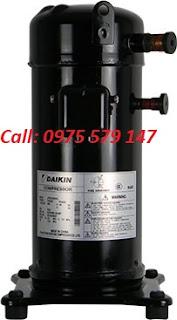 daikin%2B111 cung cấp phân phối (lốc) máy nén lạnh Daikin (3 ngựa 5 ngựa) JT95  JT125   JT160 lắp đặt