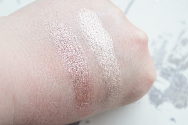 Wet N Wild MegaGlo Highlighting Powder in The Sweetest Bling swatches