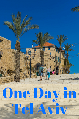 Travel the World: What to do with one day in Tel Aviv-Yafo, Israel, including restaurants and accommodations.