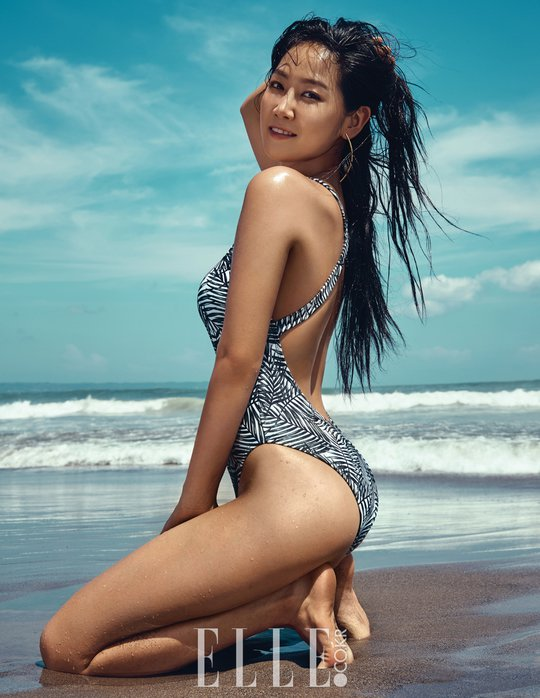 Soyu in bikini photo, hotter than the Bali sun