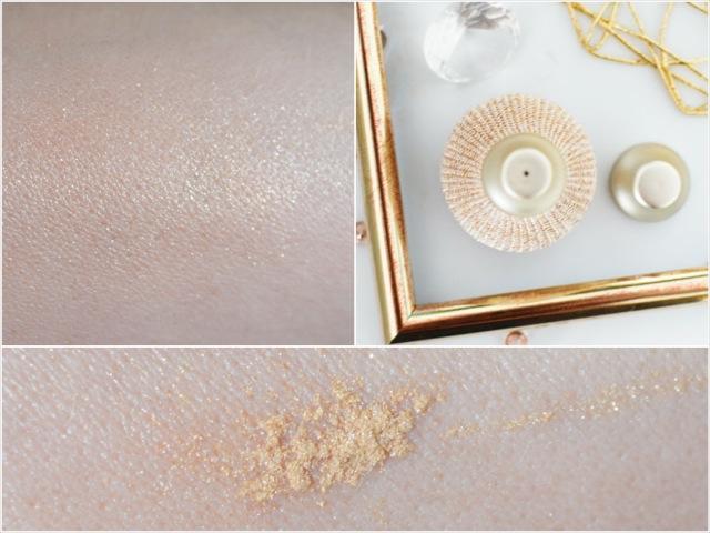 die Edelfabrik, Review, Sunshine Goddess, Golden Allure, Powder Dust