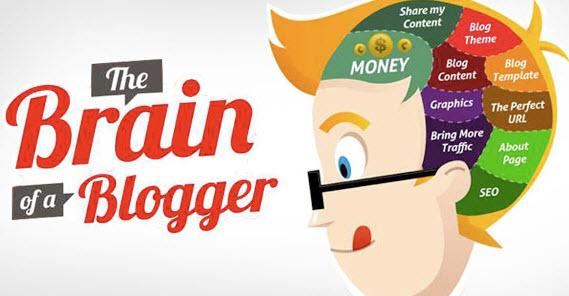 6 Alasan Mengapa Kamu Harus Jadi Seorang Blogger !!