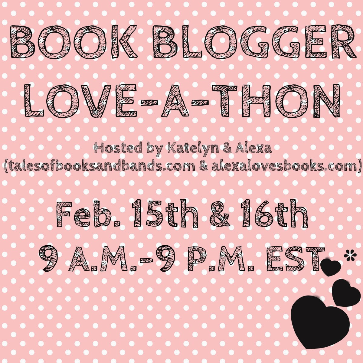 Book Blogger Love-a-Thon Mini Challenge 2: Book Valentines