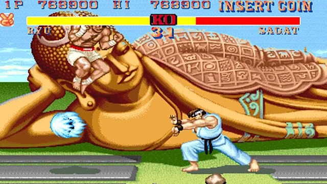 Street Fighter II Turbo - Hyper Fighting screenshot 2