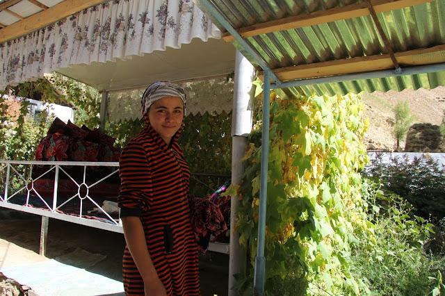 Tadjikistan, Haut-Badakhshan, Pamir, Garmchashma, tapchane, tapshan, © L. Gigout, 2012