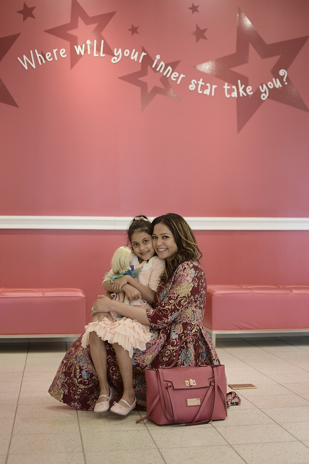american girl post, dainty jewells dress, mothers day outfit, what to do on mothers day , ootd, saumya shiohare, myriad musings