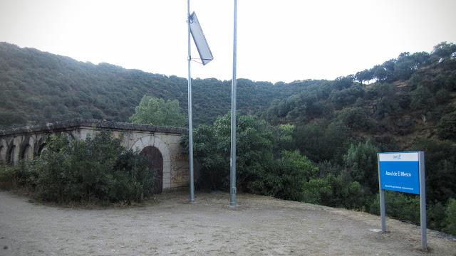 Azud de El Mesto