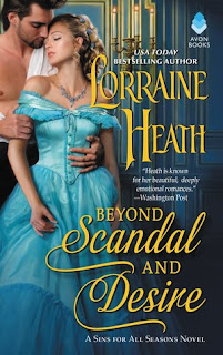 New Book Release: Beyond Scandal & Desire by Lorraine Heath