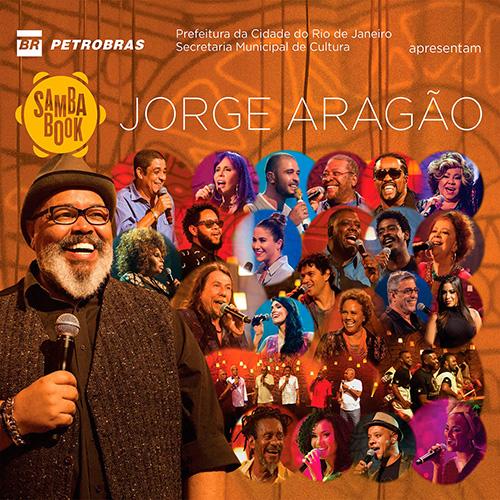 Jorge Aragão Sambabook 2016 capa