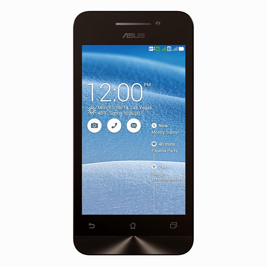 Spesifikasi Dan Harga Asus Zenfone 4.5 A450CG-1B046ID