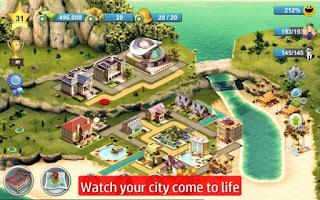 City Island 4: Sim Town Tycoon Apk v1.4.5 Mod (Unlimited Money)