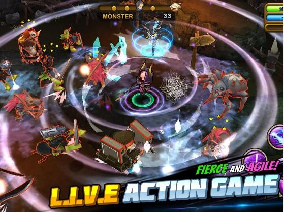 Guardian Hunter: SuperBrawlRPG Mod Apk2