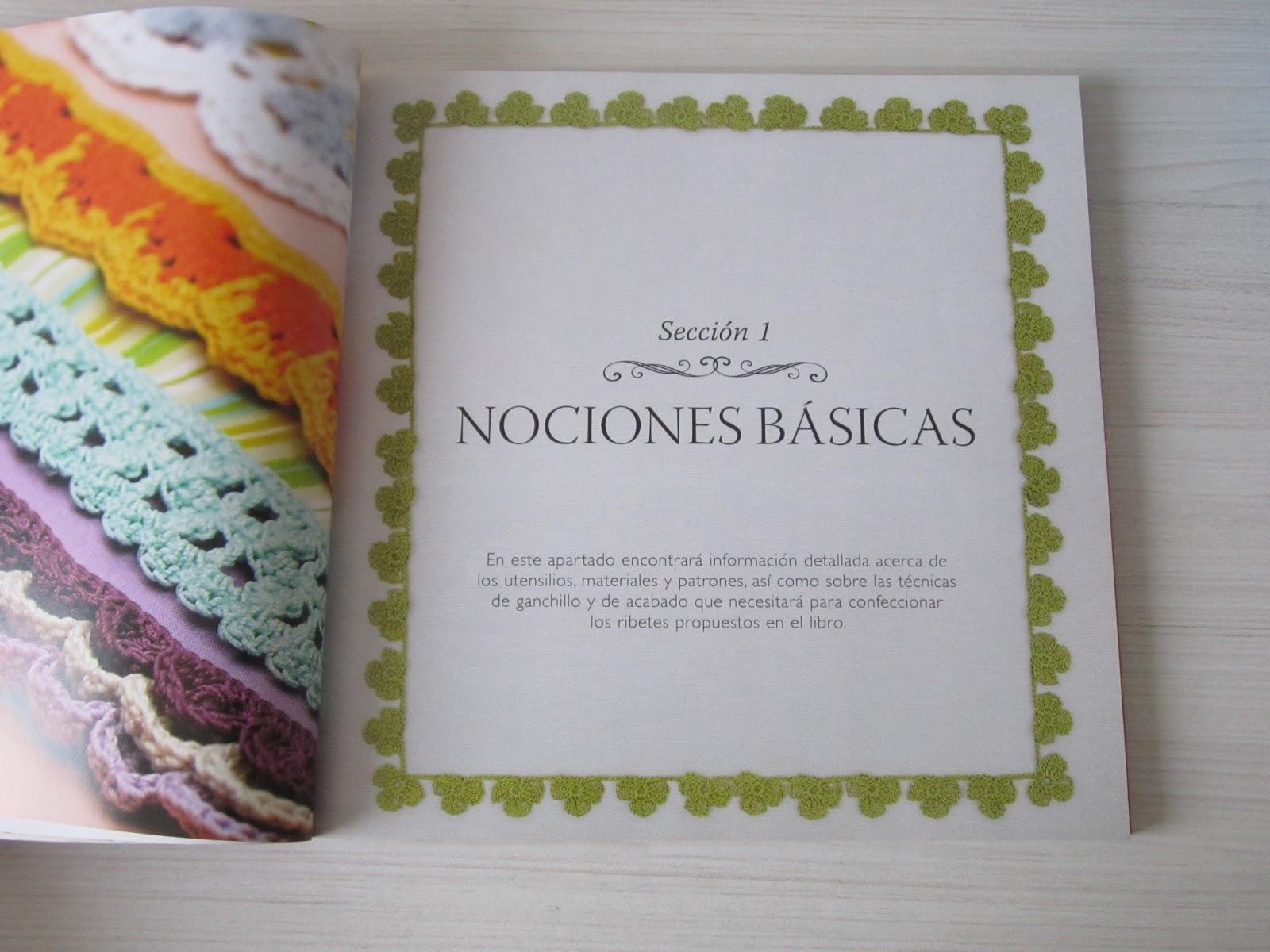 Desenreda La Madeja: Reseña: 75 ribetes decorativos para ganchillo