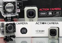 sjam m10 kamera action