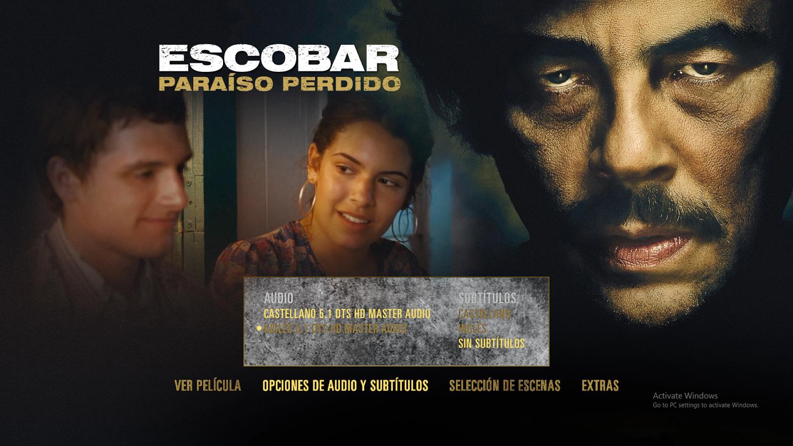 Escobar Paraiso Perdido (2014) 1080p BD25 1