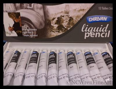 Derivan liquid pencil review ncwren