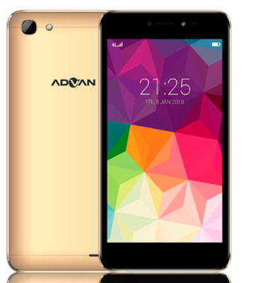 How To Flashing Advan i5C MEDIATEK Chipset And OS Nougat