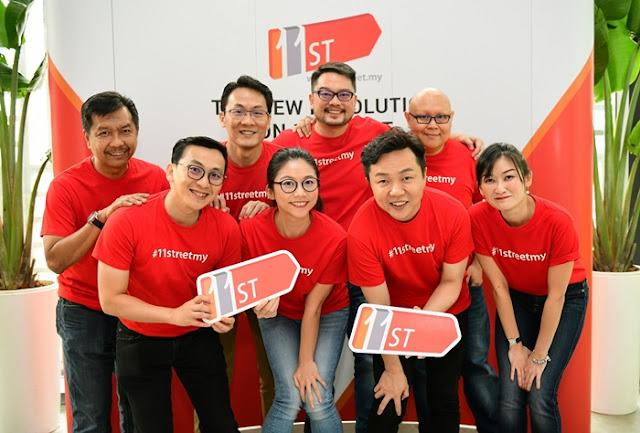 11street, New Revolution, Online Shopping, Online Marketplace