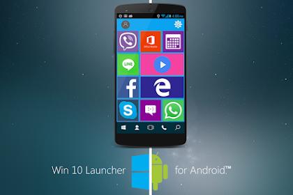 Win 10 Launcher Pro v2.2 Apk Terbaru