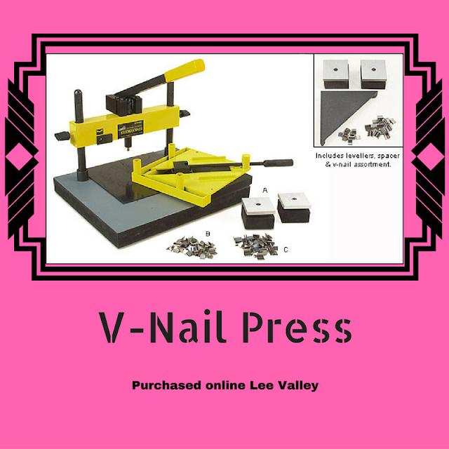 V Nail Press