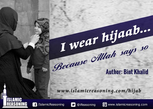 Islamic Reasoning - Bint Khalid - Hijab